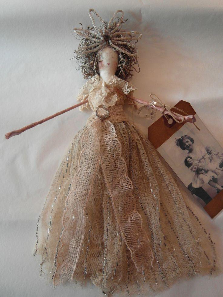 My handmade fairies