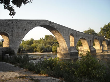Bridge of Arta, Greece
