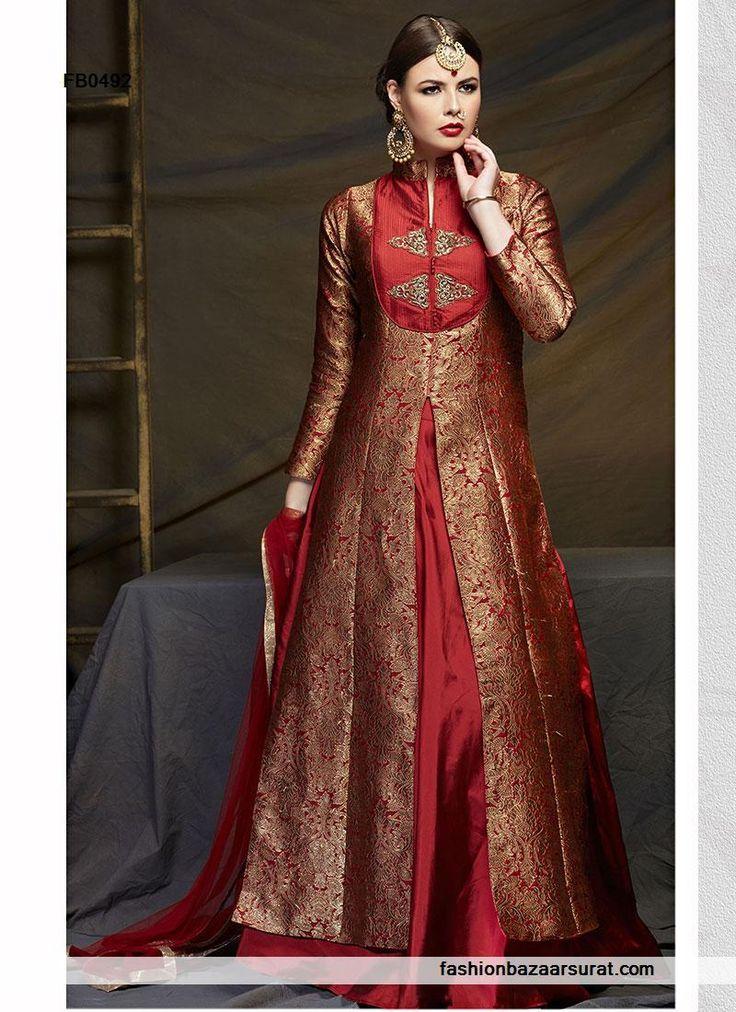 16 best Readymade Indowestern Gown| Online Womens Indo Western ...