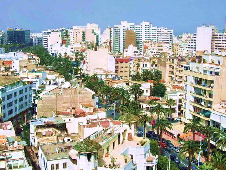 Casablanca in Morroco