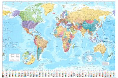 World Map Poster $5.60Schools Room, Colleges, Flags, Picture-Black Posters, Posters Prints, Art Posters, Maps Collection, Poster Prints, World Maps Posters