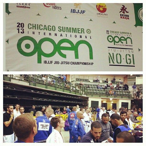 Int. Chicago open jiu jitsu