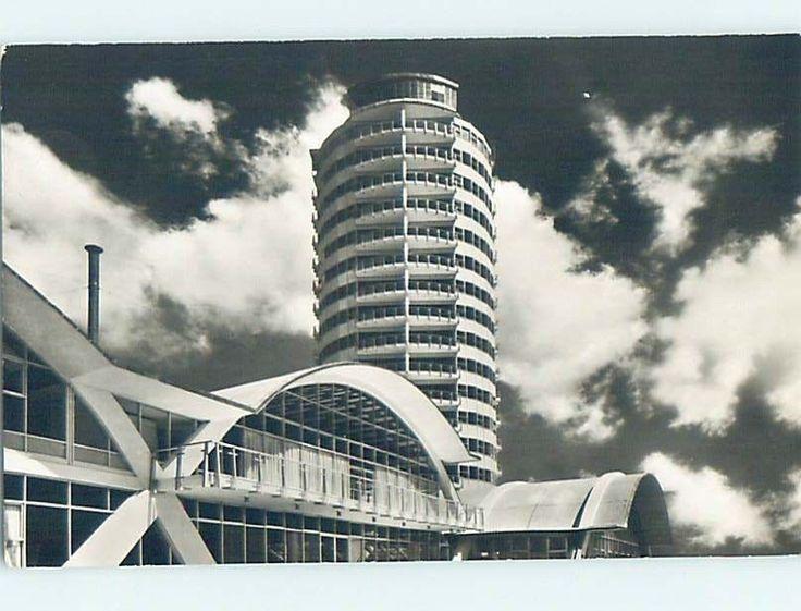 OLD RPPC Humboldt Hotel Caracas Venezuela HM1597 | eBay