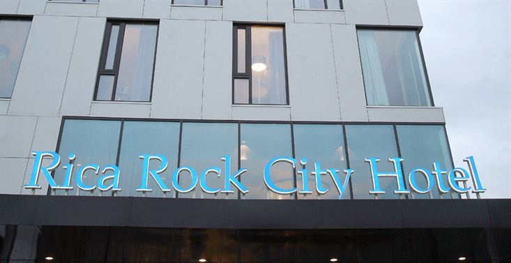Rica Rock City Hotel - Namsos - Rica Hotels