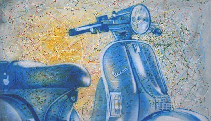 Pollock Vespa