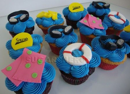 swim team cupcakes - Yahoo! Search Results