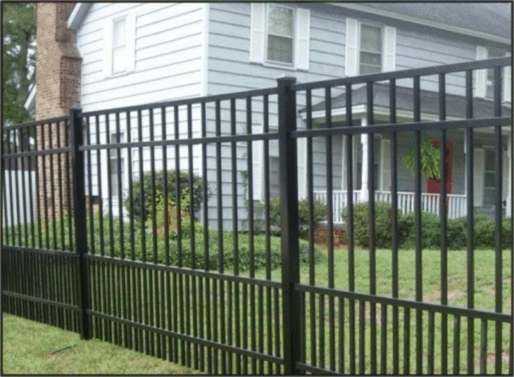 17 Best Images About Fences On Pinterest Powder Picket
