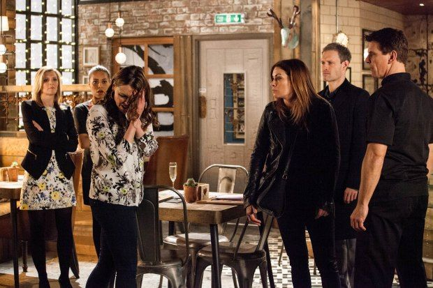 Coronation Street spoilers: Carla Connor slaps Tracy Barlow in furious showdown | Corrie Spoilers: At last Carla gives Tracy Barlow a slap – but will ...