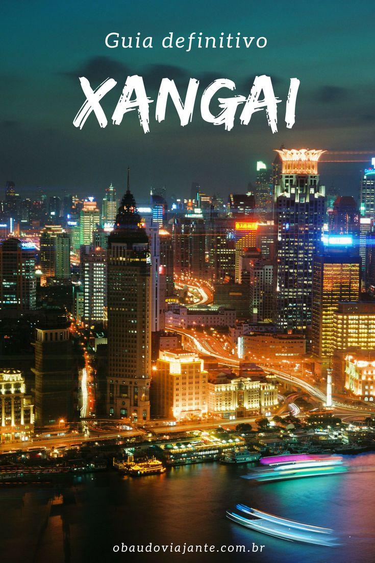 Xangai é uma das cidades mais visitadas da China e isso não é a toa. Descubra o que fazer e ver numa das cidades mais modernas da Ásia.