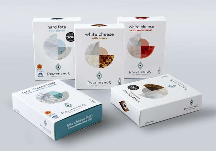 POLYPHEMUS FINE DAIRY PRODUCTS - FETA CHEESE PACKAGING