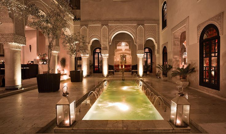 riad fes relais & chateaux morocco luxury hotel