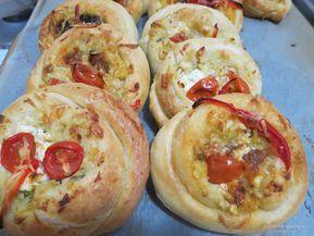Πεντανόστιμες τυροφωλιές με γεύση πίτσας Μπαίνουν και κατάψυξη.. Η γεύση τους δεν υπάρχει!! - Daddy-Cool.gr