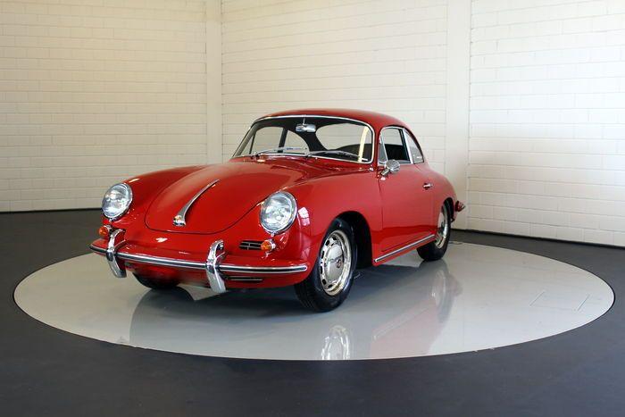 Porsche - 356 C Coupe - 1964