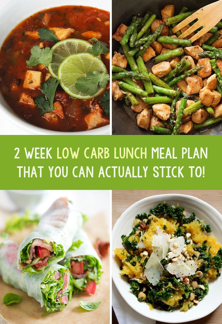We have collected 14 amazing low carb lunches that you can add into your diet to help you lose weight and feel better. Low carb recipes that focus more on protein, vegetables and big flavours to create delicious meals that you will really love! Enjoy!