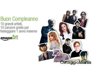 Download gratis di 10 canzoni per il compleanno di Amazon MP3 - http://www.omaggiomania.com/musica/download-gratis-10-canzoni-il-compleanno-amazon-mp3/