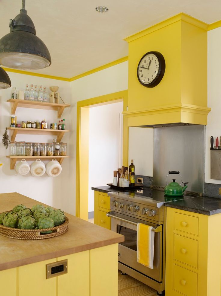 Genial Divine Renovations Spring Fresh Design Inspiration #Yellow #Bright #Bold # Fresh