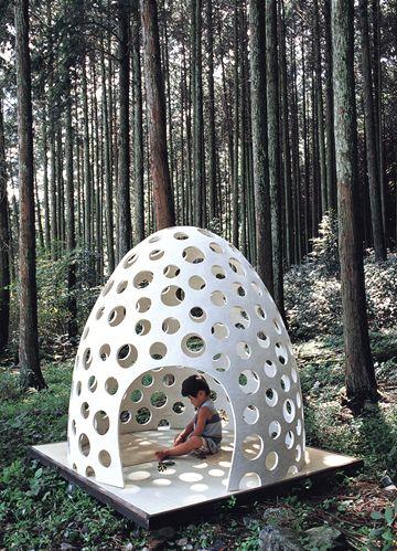 concrete pod // Nagoya, Japan