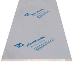 Johns Manville 1 2 4 X 8 Foil Faced Polyiso Insulation From Menards 9 99 Rigid Foam Insulation Foam Insulation Board