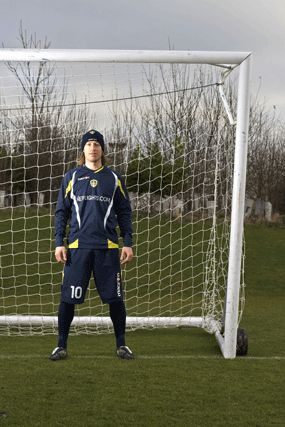 A 2009 interview with Luciano Becchio, one time Leeds United striker