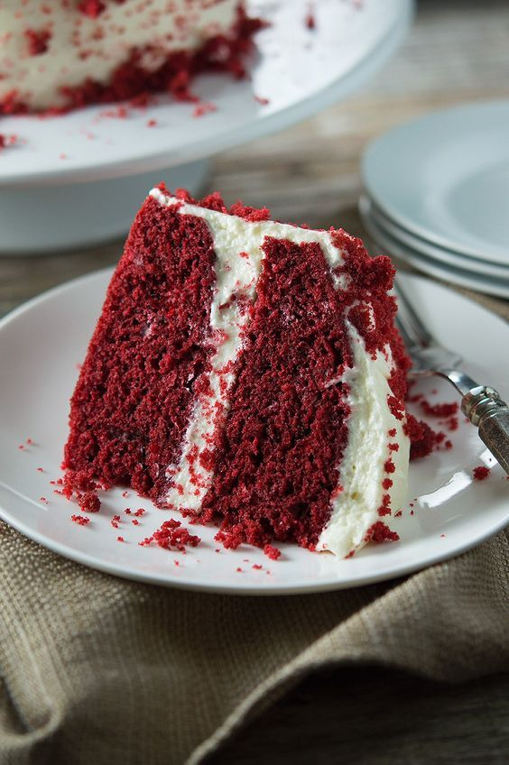 This red velvet cake is super moist and it has such a light and fluffy homemade cream cheese frosting. I absolutely love making this cake every holiday. Definitely a crowd pleaser in my book. I have been hooked on this bright red chocolate cake since I was a wee little girl. I have been watching...Read More »