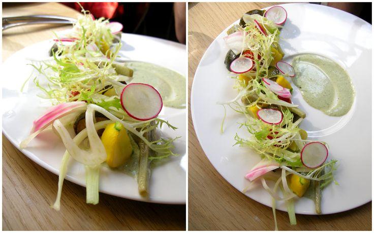 Restaurant Pirouette, une vraie découverte !