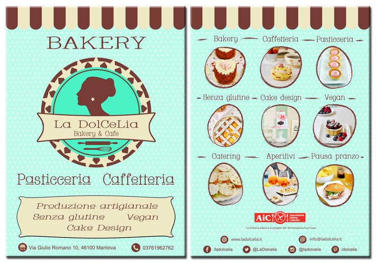 #volantino #flyer #brochure #design #layout #creative