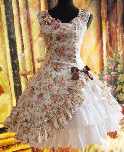 Vestido-florecitas