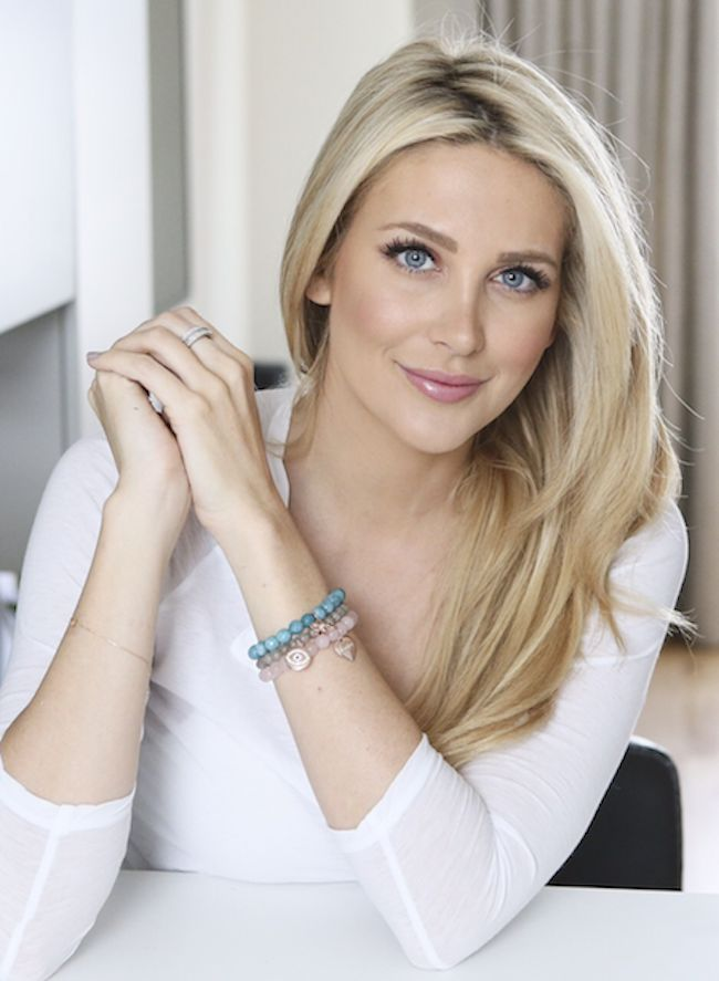 We caught up with The Hills alum and Made in Chelsea star Stephanie Pratt to get the scoop on her new role as Lead Designer for U.K. jewelry brand, MeMe London.