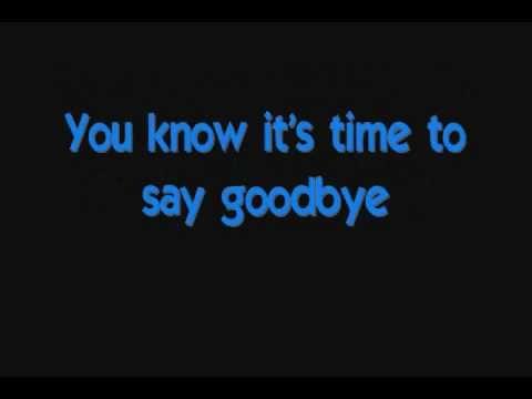 Goodbye songs friends