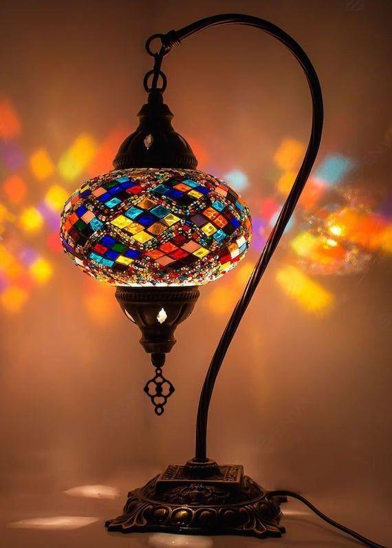 Amazing Customizable Mosaic Table Lamp M N3 Mo Turkish Lamp Moroccan Lamp Unique Lamp Mosaic Lamp Desk Lamp Fast Free Shipping Table Lamp Avec Images Lampe Marocaine Verre En Mosaique Deco Luminaire