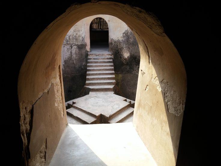 De moskee in het Kraton