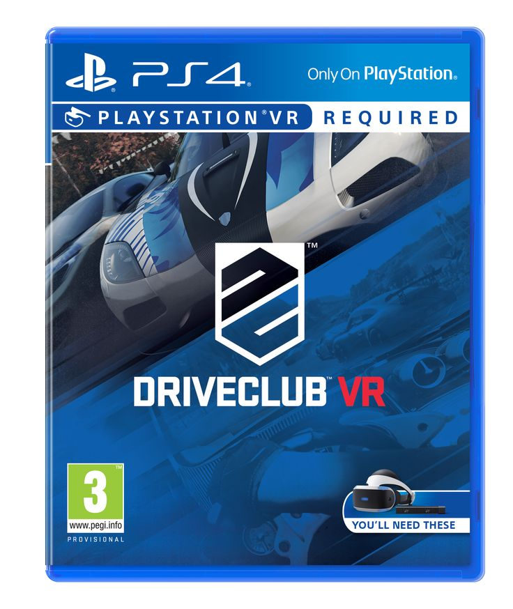 DRIVECLUB VR Officially Announced Releasing Later This Year #Playstation4 #PS4…