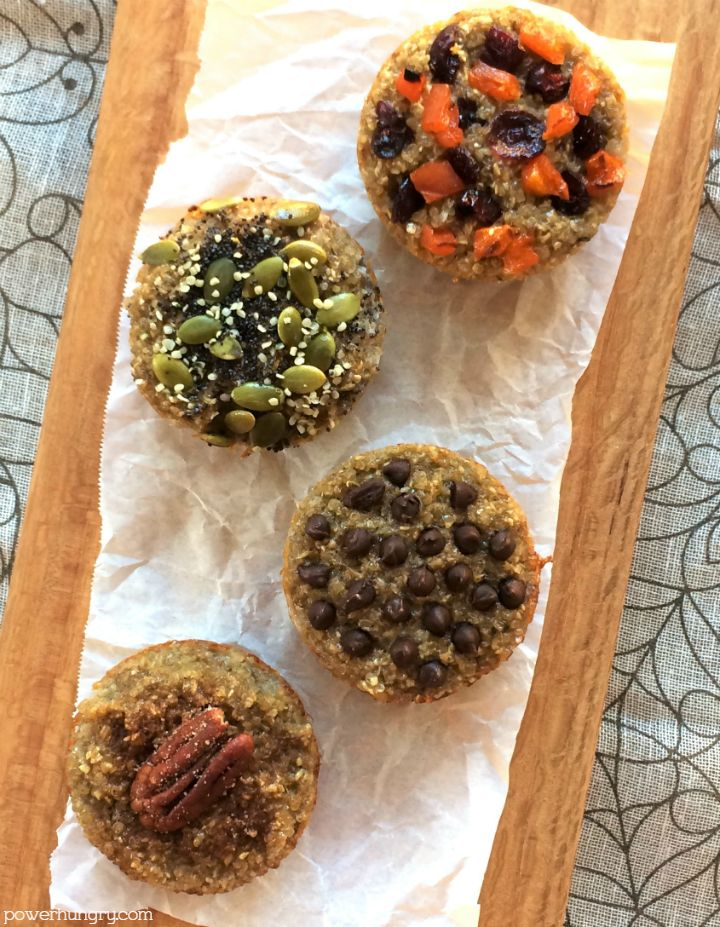[Post #74 for 365 days of Vegan, Gluten-Free, Portable Power Pucks]Happy Thursday, everyone! Before I launch into this recipe, a quick note: starting tomorrow, SAVORY posts galore. The return to a schoolschedule has inspired a number of muffin-like breakfast posts, but the savory posts to...