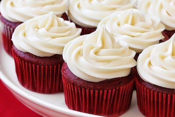 Entendendo de cozinha: Cupcake red velvet