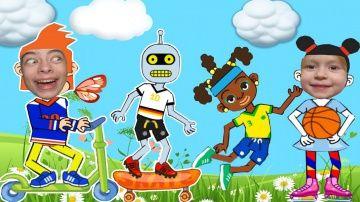 СМЕШНАЯ МУЛЬТ ИГРА ДЛЯ ДЕТЕЙ Pepi Super Stores Супер Маркет на детском игровом канале SVG http://video-kid.com/21357-smeshnaja-mult-igra-dlja-detei-pepi-super-stores-super-market-na-detskom-igrovom-kanale-svg.html  Pepi Super Stores МУЛЬТ ИГРА ДЛЯ ДЕТЕЙ Супер Маркет на детском игровом канале SOFIA VIDEO GAMES                               Ребята на детском  игровом, веселом, канале мы будем вместе с вами играть в веселые детские игры, смеяться над забавными ситуациями, смотреть мультфильмы и…