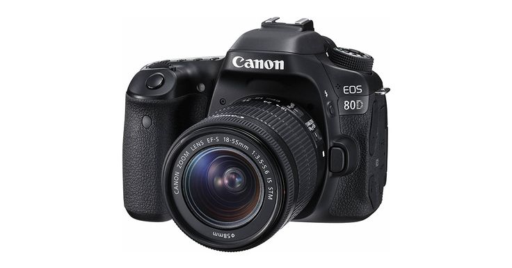 Camera Giveaway: Win a Canon 80D 18-55 KIT
