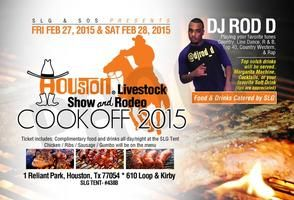 2015 Houston Livestock Show & Rodeo Cook-Off