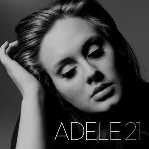 adele 21 - My fave songs - I'll be waiting for you, rumour has it,