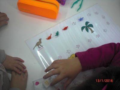 Πυθαγόρειο Νηπιαγωγείο: Δεινόσαυροι