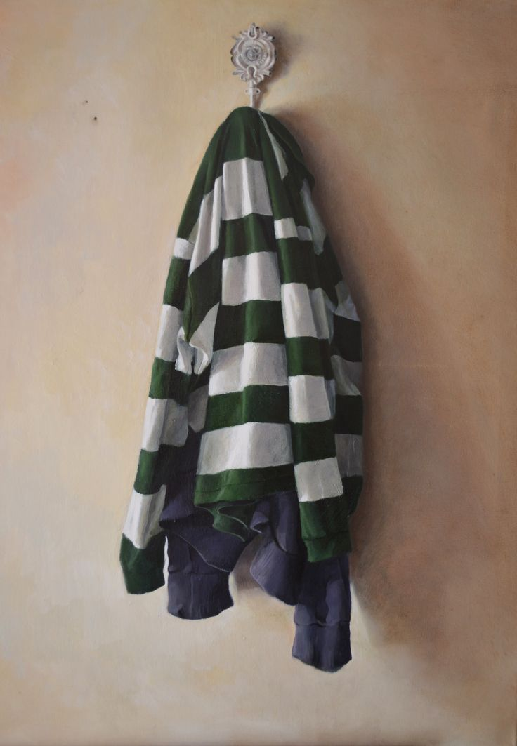 Oil on Canvas 91 x 62 cm