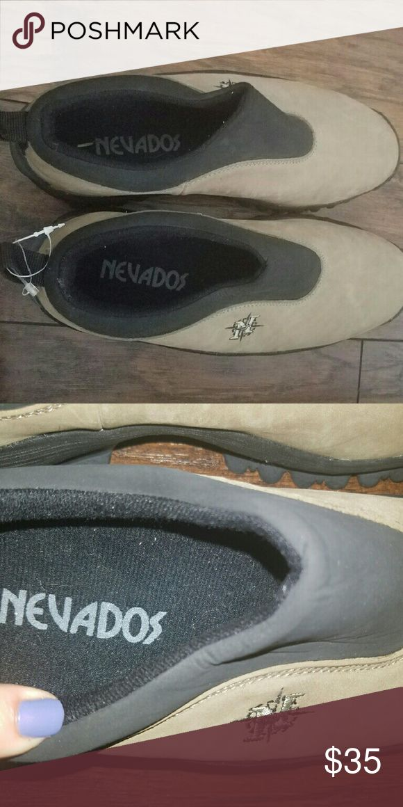 Slip on hikers Never used slip on hikers nevados Shoes Athletic Shoes
