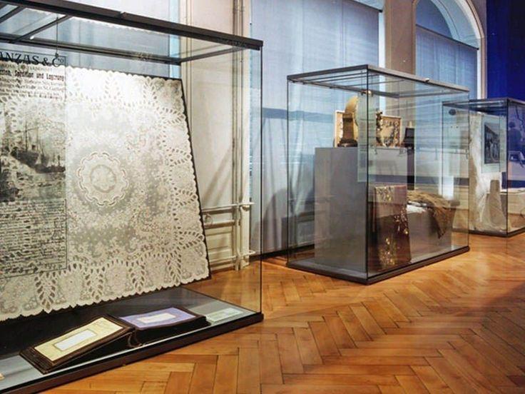 Textile Museum St. Gallen, Switzerland.