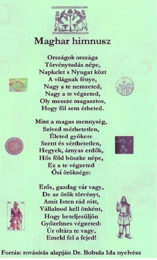 Magyar Nemzetegyesítő Közösség honlapja