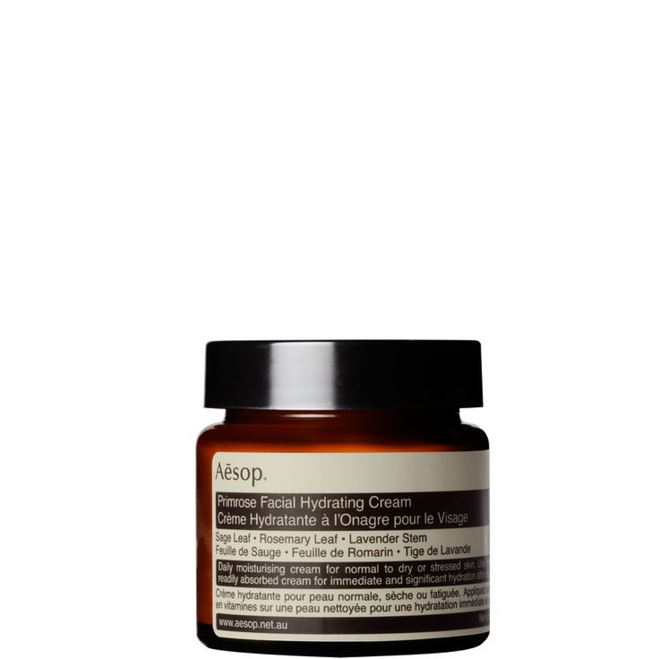 Primrose Facial Hydrating Cream: one of my favorite daily moisturizers.
