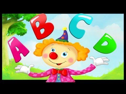 ▶ Apprendre l'alphabet en s'amusant (francais) - YouTube