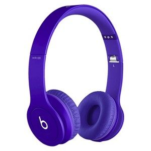 Beats Solo® HD Drenched in Purple. Yes please.