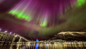 Tromsø in Northern Norway is one of the best places on earth to see the northern lights - Photo: Ole C. Salomonsen/arcticlightphoto.no – visitnorway.com