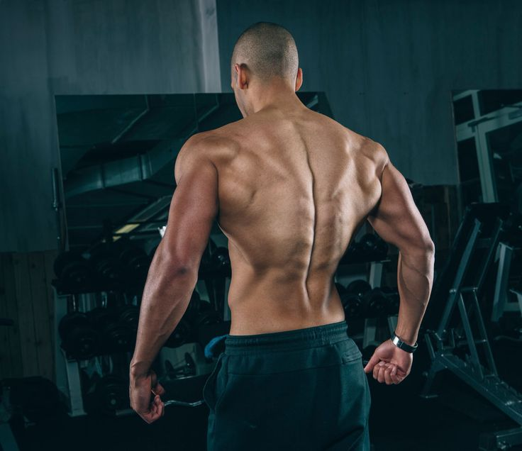Pushdowns to Isolate the Lats for Explosive Growth - 4 Exercises That Will Widen Your Back Muscles - Men's Fitness