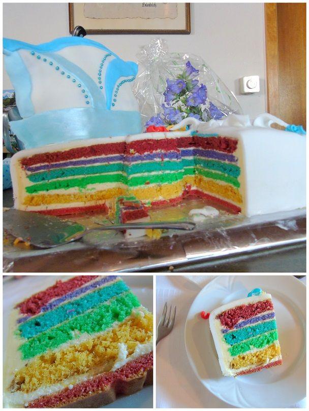 Helau & Alaaf! Für alle Närrinnen und Narren da draussen habe ich heute eine tolle Karneval-Torte im Gepäck:  http://www.dilavskitchen.de/2015/02/15/karneval-torte/