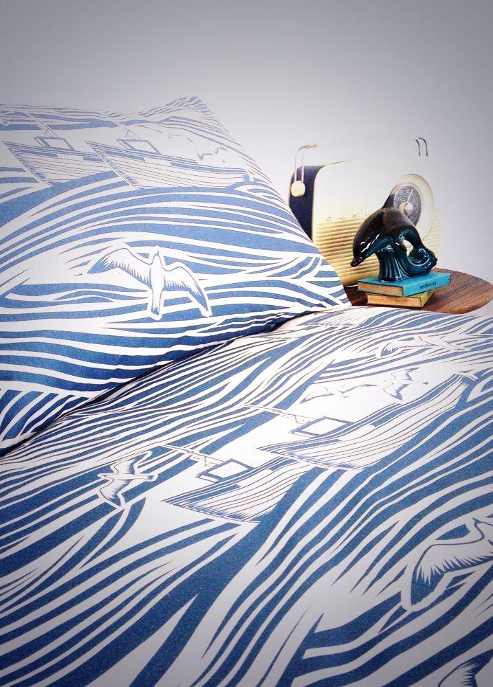 Mini Moderns 'Whitby' bedding